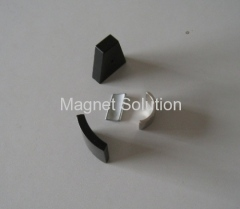 ndfeb arc segment magnets