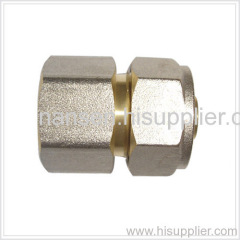 surface nickel plated female fitting