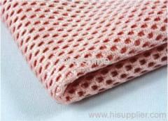 Microfiber mesh clean cloth