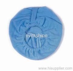Microfiber hair turban