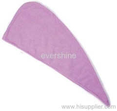 Best-selling Microfiber hair dry cap