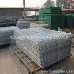 galvanized wire mesh fence