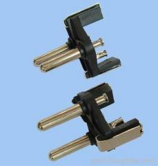 power plug inserts turkey type