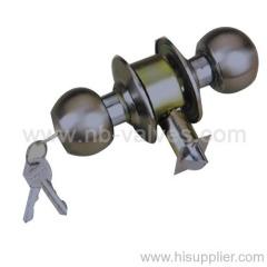 Ball type lock