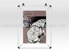 Poster stretcher frame,Advertising displays.Exhibition stand