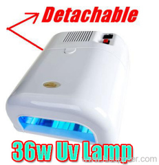 nail beauty uv lamp