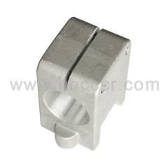 aluminum precision casting parts machining
