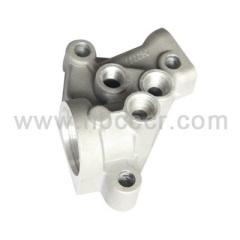 no hole pressure casting