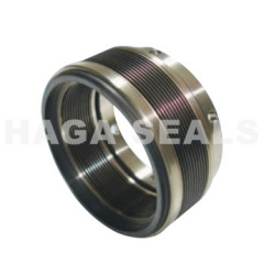 HG 676 for big compressors and industrial pump metal bellows seal