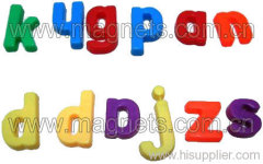 Magnetic Numbers, Magnetic Letters