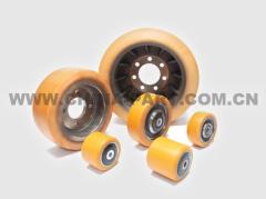 PU Wheels, Forklift Parts