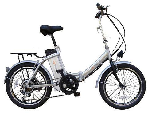 folding e-bikes