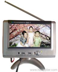 7 Inch Digital TV