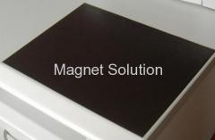 printable magnetic sheeting