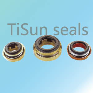 different types of mechanical seals