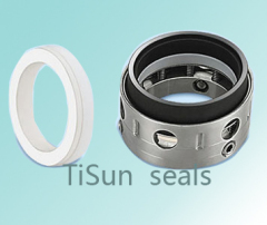 TS109 PTFE Wedge mechanical seals