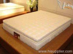 compress spring mattress