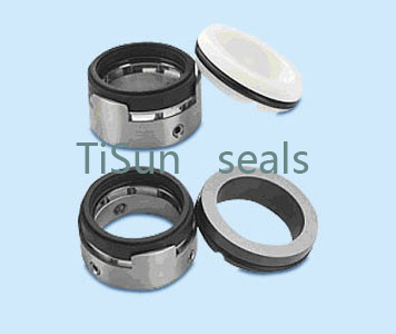 radial acting hydrodynamic mechanical seal