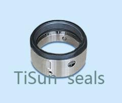 vedantes mecânicos ts981 tipo O-ring