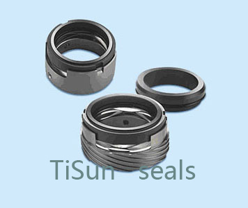 PTFE bellows mechanical seal
