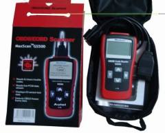 GS500 OBD/EOBD,code scanner