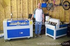 Laser engraving cutting machine(CE)