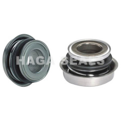 HG FBS O-Ring single spring auto cooling pump seal with Outside Cup Gasket