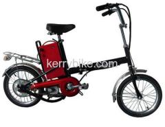 cheap folding e-bike