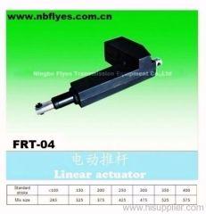 high speed linear actuator