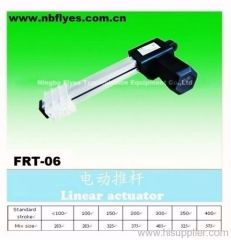 Linear motor actuators