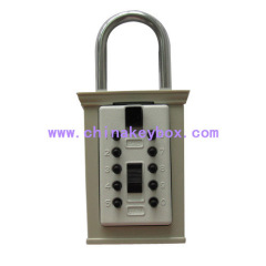 Push Button Key Box