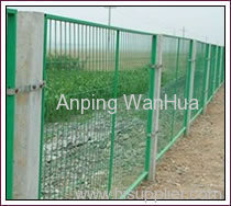 welded fencing