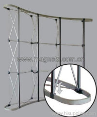 Magnetic Strip for Pop-up Exhibition Stands and Truss Display System