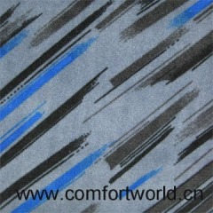Screen Printing Auto Fabric