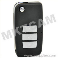 MKTCAM spy hidden Car key-sized hard disk video recorder