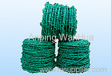 Galvanized Razor Barbed Iron Wires