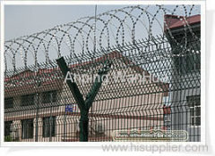 Galvanized Razor Wires