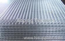 Welded Iron Mesh Panel
