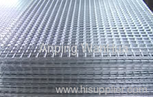 Welded Iron Mesh Panel