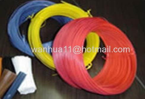 PVC coated irons wires