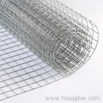 Galvanized Welded Wire Meshs