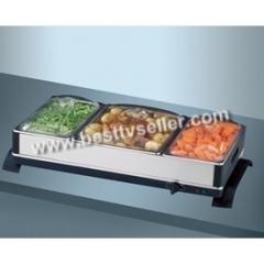 Warming tray