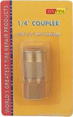 female coupler