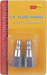 Quick Coupler Plug Kit