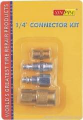 4PC Quick Coupler & Plug Kit