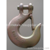 CLEVIS SLIP HOOK WITH LATCHES