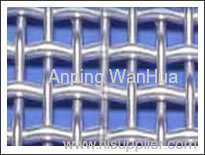 Crimped Iron Wire Meshes