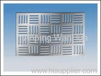 Perforated Metal Mesh Sheets