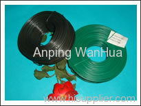 PVC Coated Galvanized Iron Wires