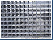Weled Wire Mesh Panels
